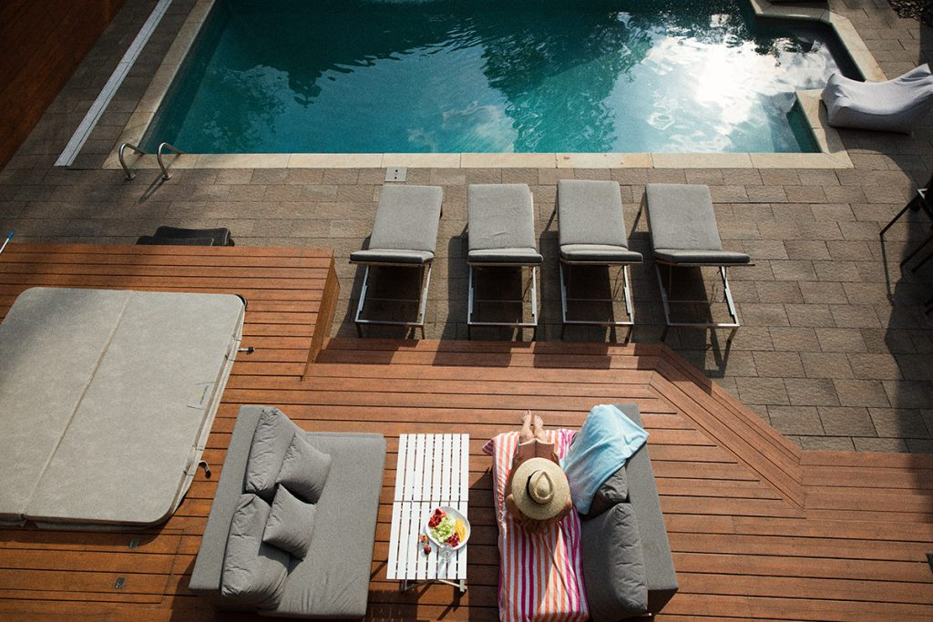 Follow deck codes and all other building codes for deck to avoid deck failure and enjoy your safe backyard deck.