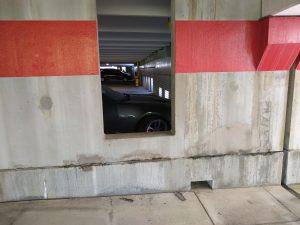 precast concrete parking deck